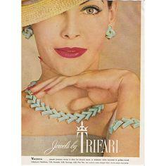 This #1956 #trifari