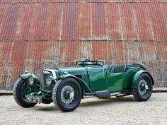 Car Aston Martin 'Works Racing Cars' 1932 for sale. 1932 Aston Martin Works Team Car - Aston Martin have a fine racing history and only very rarely do Factory Race Department Cars with British Sports Cars, Classic Sports Cars, Classic Cars, Sport Cars, Race Cars, Vintage Cars, Antique Cars, Shelby Car, Convertible