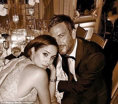 Meet the man who introduced Meghan Markle to Prince Harry Markus Anderson has been part of Meghan's inner circle for a number of years and has several photos with her on social media Prince Harry Et Meghan, Meghan Markle Prince Harry, Princess Meghan, Prince And Princess, Harry And Meghan, Prinz Harry Meghan Markle, Harry And Megan Markle, Estilo Meghan Markle, Meghan Markle Style