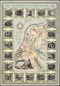 1940-1945 Nederland in Oorlogstijd. Stichting 1940-1945 Heerengracht...