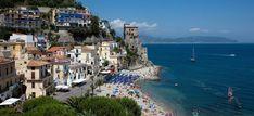 #Cetara, the port and the marina grande from above  #AmalfiCoast #Italy