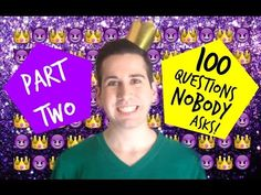 "100 Questions Nobody Asks (Part 2) ● ""King Othonas's Stories"""