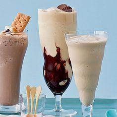 Peanut Butter-Chocolate Shake | Coastalliving.com
