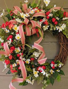 Wreaths For Front Door, Door Wreaths, Grapevine Wreath, Front Doors, Burlap Wreath, Front Porch, Summer Wreath, Spring Wreaths, Beach Wreaths