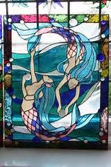 simple stained glass patterns religious