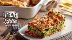 Lasagne ze szpinakiem i pomidorami - poznaj najlepszy przepis. ⭐ Sprawdź składniki i instrukcje na KuchniaLidla.pl!