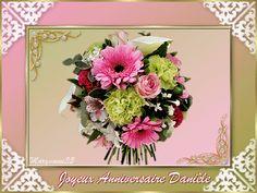 Joyeux Anniversaire Danièle