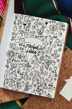 Try This: Idea Journals by A Beautiful Mess