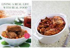 Living a Real Life with Real Food - Interview and Giveaway