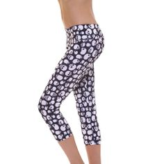1976b9abe7 Capri Pant - Skulls $62.00 AUD. Donelle Gillam · Onzie Bottoms Yoga Clothes
