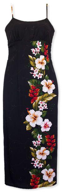 Hawaiian Dresses and Beach Wedding Dresses @ Alohaz