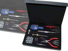 AmTech 30 Pc Watch Repair or Stripping Kit in by HandzofTime, £18.25