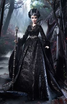 Queen of the dark forest