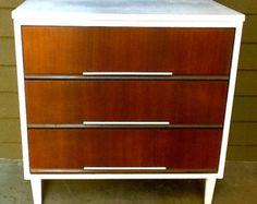 Mid-Century Modern Dresser Spacious Dresser Two by siennabellarose