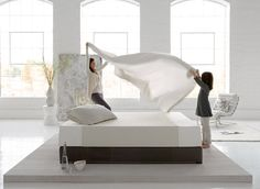 Sealy Memory Foam.....cannot wait to sleep on this tonight!!