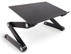 Lavolta Ergonomic Laptop Table Desk Breakfast Bed Tray Book Holder - Black Lavolta http://www.amazon.co.uk/dp/B007CYBY5C/ref=cm_sw_r_pi_dp_Y1W5ub1MC8TQN