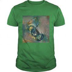 Tuba, Euphonium, Baritone - #sweatshirts for men #funny shirt. GET YOURS => https://www.sunfrog.com/Music/Tuba-Euphonium-Baritone-139753428-Green-Guys.html?60505