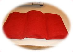 Homemade heating pads, need to make one for myself.  Any cotton-based fabric will work (no poly blends, they won't work will in microwave).  Blogger suggests using placemats from the dollar store.