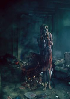 creative photoshop manipulation - Create a Horror Movie-Themed Photo Composition – In this tutorial we will show you how to do this using the appropriate light balance, use of midtones, depth of field, blending, and more.