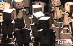 Maker Faire New York: The Five-Minute Version. One of our favorite videos of MFNY12 from our friends at Scratch.