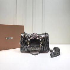 e557c16f11c0 MiuMiu-Lady-Matelasse-Leather-Shoulder-Bag