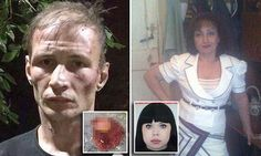 A man aged named as Dmitry Baksheev from Krasnodar in southern Russia, was identified as having told interrogators he began his macabre reign of terror in 1999 with his wife Natalia. Women In Russia, Murder Most Foul, Eat Together, Military Academy, Selfie Poses, Male Poses, Right Wing, Female Bodies, Dating