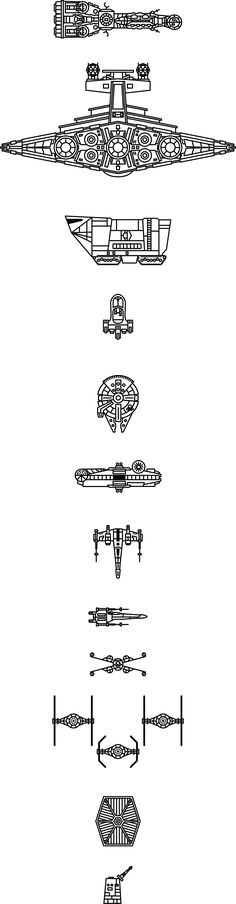 I had an idea to make a mandala centered around the ships in Star Wars Episode IV: A New Hope. Episodes V and VI coming soon. https://society6.com/tonybamber/prints