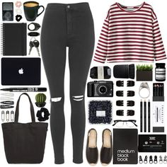 And I'm so done, I'm so over it by annaclaraalvez on Polyvore featuring Topshop…
