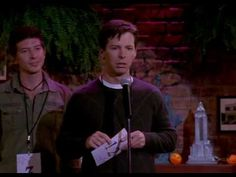 Will and Grace - Jack Spelling Bee, via YouTube.