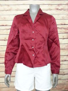 8c1441cb14 NWT Levi s Men s Thornton Sherpa Lined Flannel Shirt Jacket Red 100 ...
