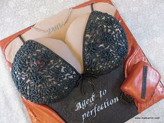 Boobs | This set of boobs were made for a retirement party/b… | Flickr