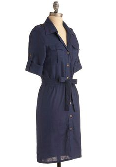 shirtdress from Mod Cloth