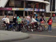 La Ciclovia de Bogota