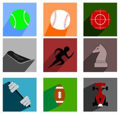 9 Metro Square Sports Theme Icons Vector Set - http://www.dawnbrushes.com/9-metro-square-sports-theme-icons-vector-set/