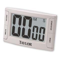 Taylor Five Star Commercial Digital Timer 5896