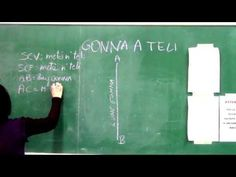 cartamodello gonna a teli - YouTube
