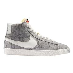 nike blazer high top white chucks