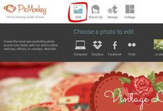 Resize, Rotate and Mirror images with PicMonkey - The Graphics Fairy