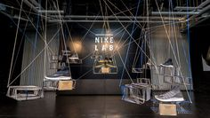 Addicted To Retail (ATR) presents: NikeLab 1948 London CR7 Mercurial RareGold installation