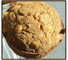 Whole-Grain Corn Muffins