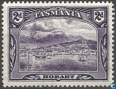 Tasmania Hobart, Stamp Collecting, Australia Travel, Norfolk, Postage Stamps, Ephemera, New Zealand, Sydney, Empire