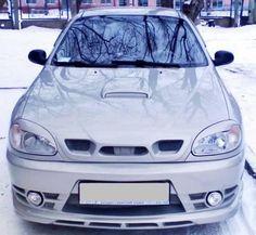 """Аэродинамический обвес """"Атланта"""" Chevrolet Lanos/Sens/Chance купить недорого с доставкой в Оренбург"""