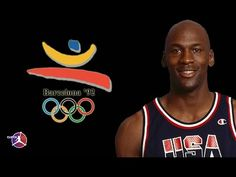 Michael Jordan Dream team HighlightZ #nba #michaeljordan #olympics #90s #pinterest #highlight