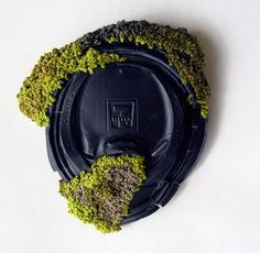 Awesome french knot moss.