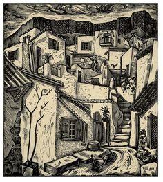 Παπαδημητρίου Ευθύμιος – Efthimios Papadimitriou [1895-1959] | paletaart – Χρώμα & Φώς