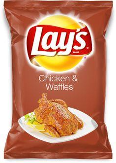 :]chicken & waffles