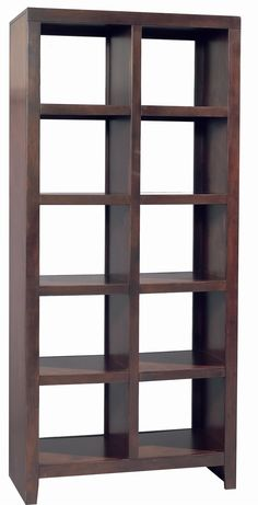 Essentials Lifestyle 74 Inch Double Sided Display Case by Aspenhome