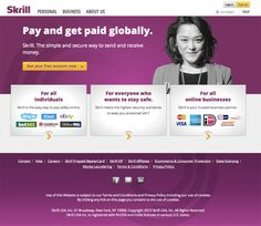 Netguru joined forces with Skrill's team based in Berlin & Sofia to create account.skrill.com - an application for online payment account management - an integral part of the new Skrill website. We took care of implementing and presenting the user workflows using the pre-existing API services.