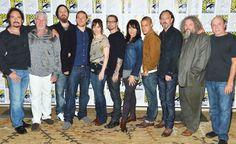 Sons of Anarchy Cast | Sons of Anarchy season 5:  premier clip diffusé au Comic-Con