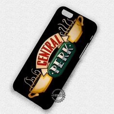 Central Perk Friends TV Show - iPhone 7 6 5 SE Cases & Covers